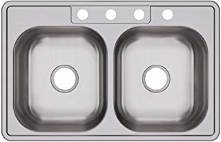Best dayton double bowl sink Reviews