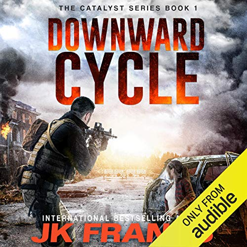 Catalyst Downward Cycle Audiobook By J K Franks cover art