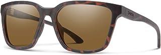 نظارة سميث شووت كور مربعة الشكل، لون أسود/رمادي مستقطب، مقاس واحد
