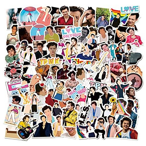 Singer Harry Style_s Stickers Merch 100 PCS Vinyl Waterproof Stickers Pack for Teens Laptop Skateboard