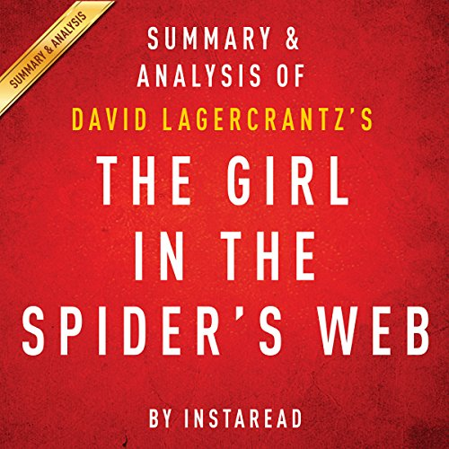 The Girl in the Spider's Web, by David Lagercrantz: Summary & Analysis audiobook cover art