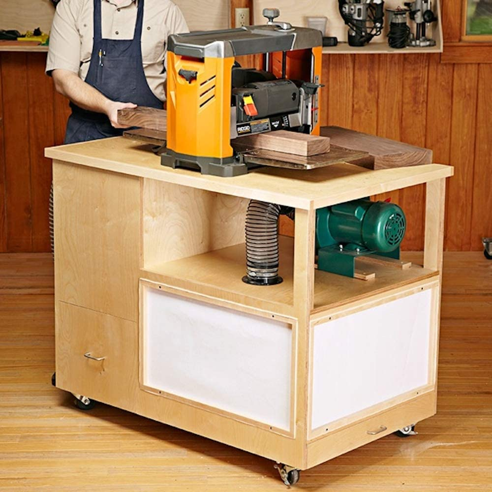 A Woodworking Plan with Instructions a Max 40% OFF Dust Build Atlanta Mall Collecting to