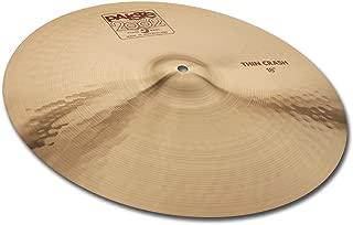 Paiste 2002 Classic Cymbal Thin Crash 18-inch