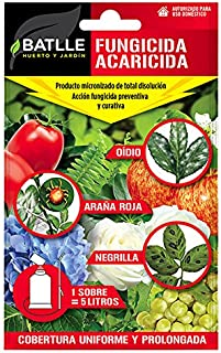 Fitosanitarios - Fungicida-Acaricida Sobre para 5L - Batlle