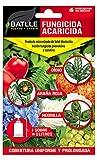 Il batlle anti muffa fungicida uccide anche gli acari, che è particolarmente efficace nel trattamento contro funghi e contro gli acari ragno rosso. La sua formula micronizzata permette una comoda manipolazione del prodotto come bene come una completa...