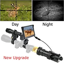 "BESTSIGHT DIY Digital Night Vision Scope for Rifle Hunting with Camera and 5"".."