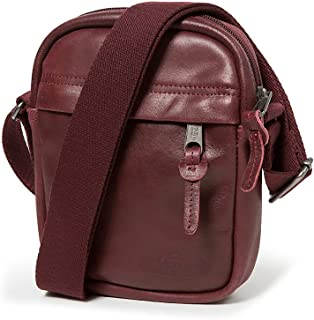 Eastpak Authentic Bolso Bandolera, 21 cm, 2.5 litros, Multicolor/Oxblood