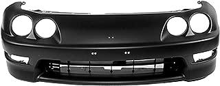MBI AUTO - Primered, Front Bumper Cover Fascia for 1998-2001 Acura Integra 98-01, AC1000130