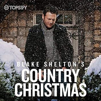 Blake Shelton's Christmas by Topsify