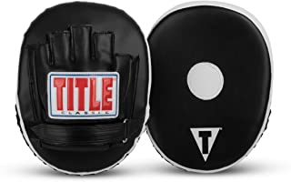 Title Classic Panther Micro Mitts, Black