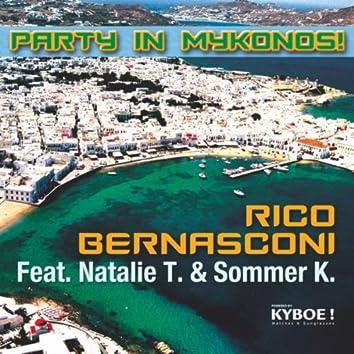 Party in Mykonos
