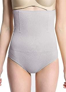 Women High Waist Shaper Panties Firm Tummy Control High-Waisted Shapewear Shaping Ultra-Thin Underwear Body Shaper