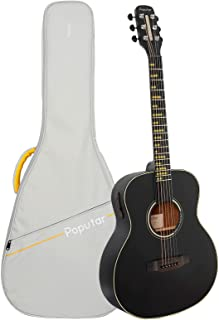 Sponsored Ad - POPUTAR Acoustic Classical Guitar 36 Inch of Wood with APP Free Online Lessons and Case Strings Picks for B...