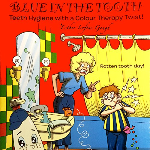 Blue in the Tooth audiobook cover art