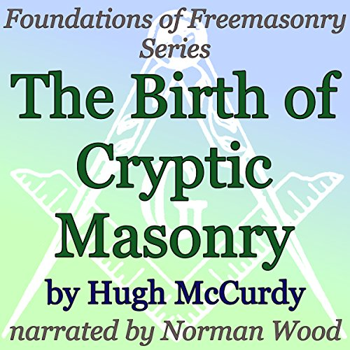 The Birth of Cryptic Masonry cover art