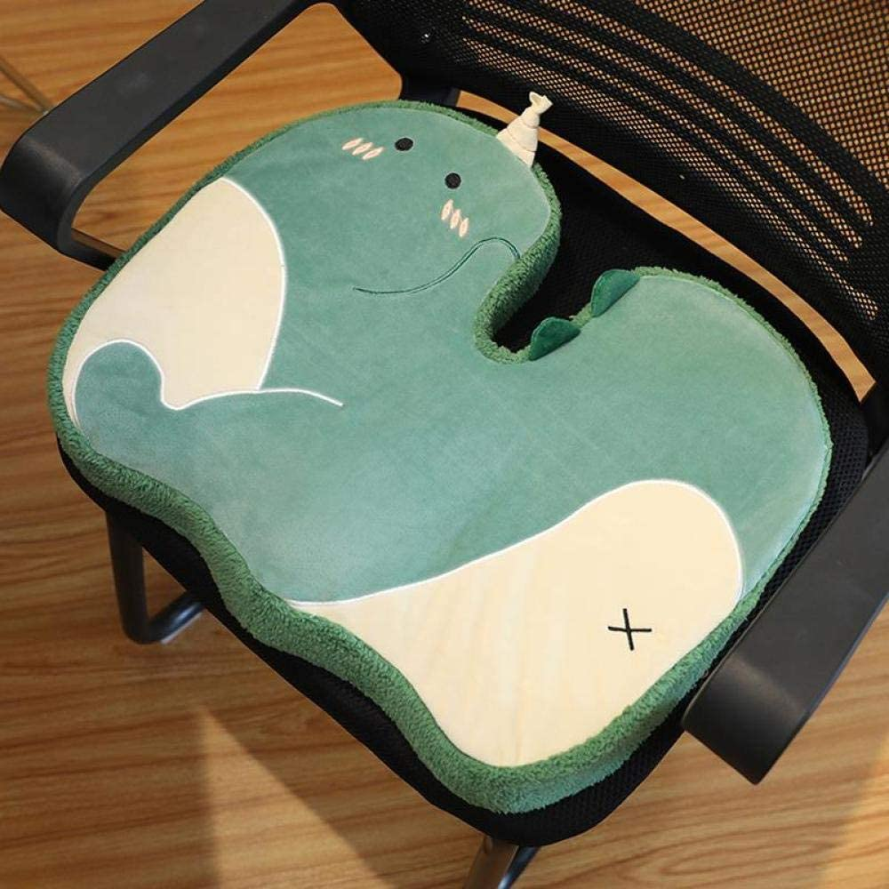 Cartoon Memory Cotton Oakland Mall Cushion Office no Chair Tired sedentary Max 83% OFF