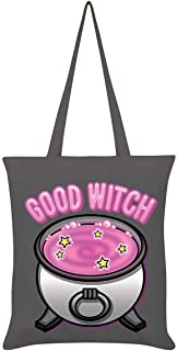 Grindstore Good Witch Bad Witch Double Sided Tote Bag