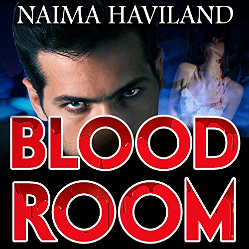 Bloodroom audiobook cover art