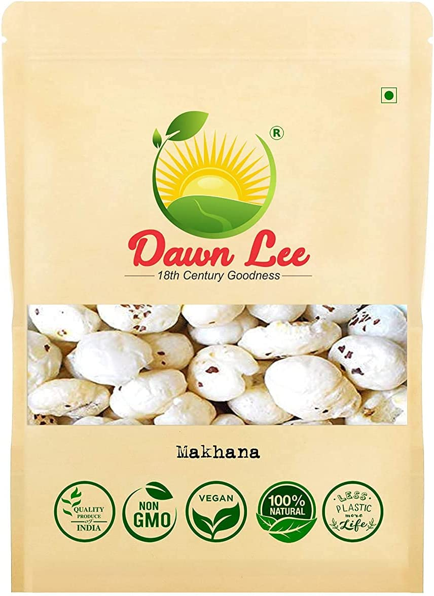 Bluenile Dawn Lee Fox Financial sales sale Max 41% OFF Nuts Makhana Extra 50 by Big White Size G