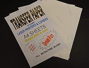 Amazon.es: papel transfer laser