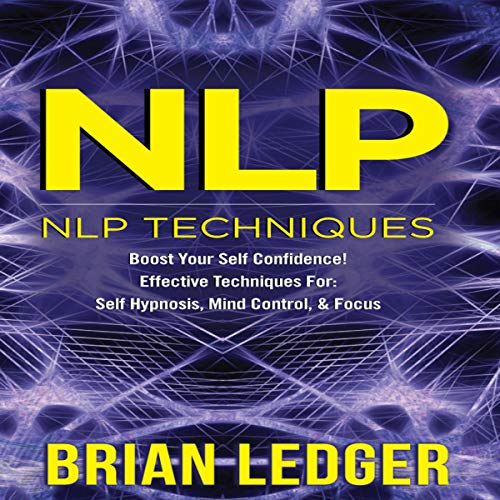 NLP: NLP Techniques audiobook cover art