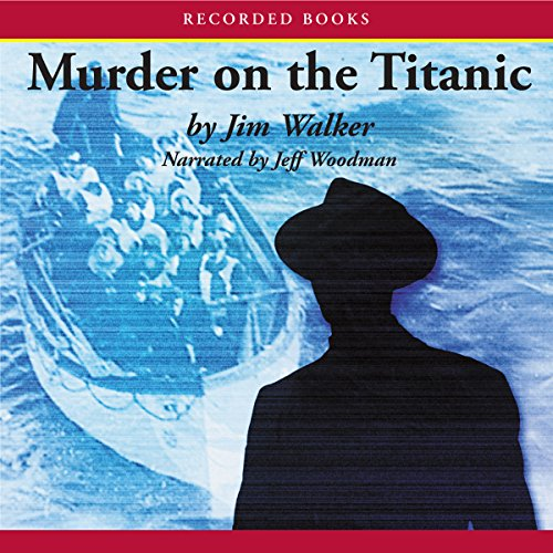 Murder on the Titanic audiobook cover art