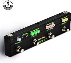 SONICAKE RockStage Multi Effects Classic Rock Tone Distortion Chorus Delay Reverb Cab Sim Guitar Pedal
