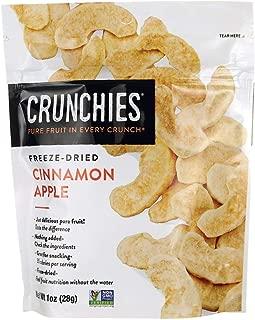 Crunchies Cinnamon Apple, 1Oz/28 g