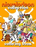 Nickelodeon Collection Coloring Book: 40 Cute Funny Coloring Pages for Kids Great Coloring Books for Fans