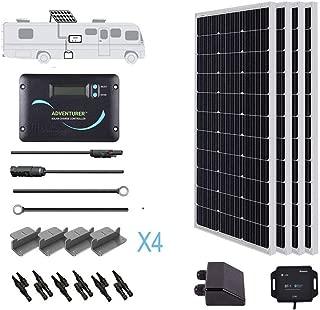 Best 400 watt rv solar kit Reviews