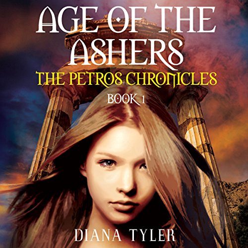 Age of the Ashers audiobook cover art