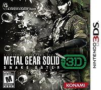 Metal Gear Solid Snake Eater 3D (輸入版:北米)