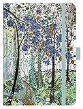 """Premium Timer Big """"Towards the Clearing"""" 2020: Hochwertiger Buchkalender. Terminplaner mit Wochenkalendarium, Gummiband und Stifthalter. 12 x 17 cm - Korsch Verlag"""