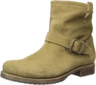 Frye Women's Veronica Ankle Boot, Sage, 6.5 Medium US