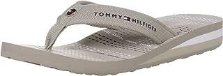 Tommy Hilfiger Women's Mini Wedge Beach Sandal Classic Outdoor