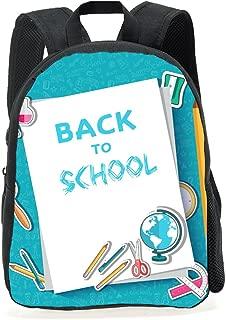 Cool 3D Animals Children School Book Bag Kids Printing Backpacks (Animal 5)