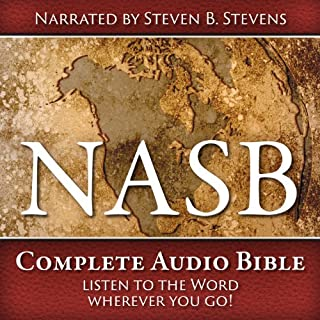 NASB Complete Audio Bible cover art