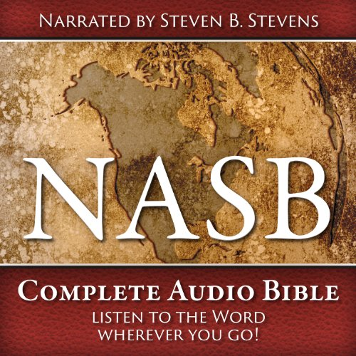 NASB Complete Audio Bible audiobook cover art