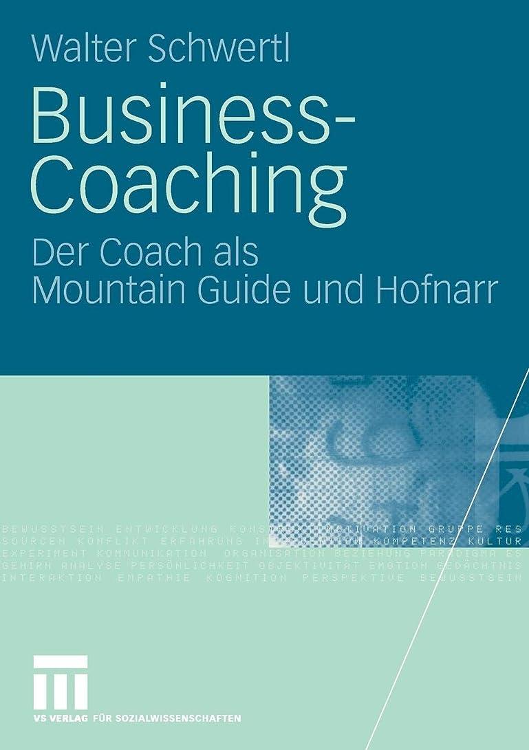 乙女スリラーファイナンスBusiness-Coaching: Der Coach als Mountain Guide und Hofnarr