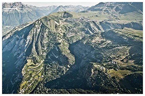 CURVES Frankreich: Band 1: Martigny – Nizza. Route des Grandes Alpes - 3