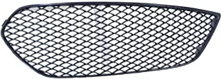 Bumper Grille For 2014-2015 Mercedes Benz CLA250 CLA45 AMG Right Textured Black