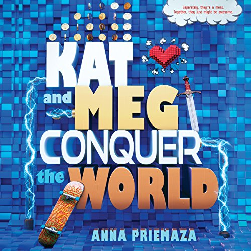 Kat and Meg Conquer the World                   By:                                                                                                                                 Anna Priemaza                               Narrated by:                                                                                                                                 Jorjeana Marie,                                                                                        Sisi A. Johnson                      Length: 9 hrs and 15 mins     6 ratings     Overall 4.5