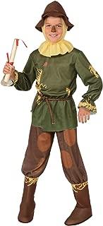 Wizard of Oz Halloween Sensations Scarecrow Costume, Medium (75th Anniversary Edition)