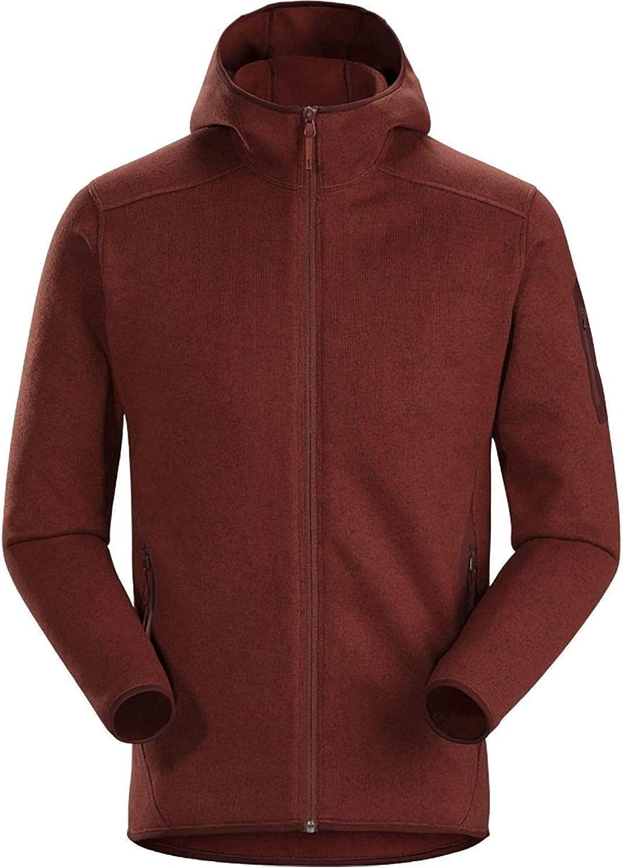 [アークテリクス] メンズ ジャケット&ブルゾン Covert Fleece Hooded Jacket [並行輸入品]