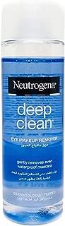 Neutrogena Deep Clean Eye Makeup Remover, 125 ml