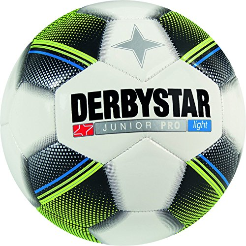 Derbystar Junior Light, 5, weiß schwarz gelb blau, 1760500125