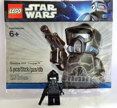 LEGO Star Wars Exclusive Mini Figure Set #2856197 Shadow ARF Trooper Bagged by
