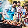 TACKLIFE Plancha au gaz, 3 Brûleurs, 2260cm² Zone de Cuisson, Puissance 7.2kw, Plaque de cuisson en acier émaillé, idéal pour cuisiner en plein air, faire la fête et camper #3