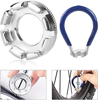 Fahrrad Nippel Spanner Speichenspanner 8-fach Schlüssel Für Speichen 1pcs
