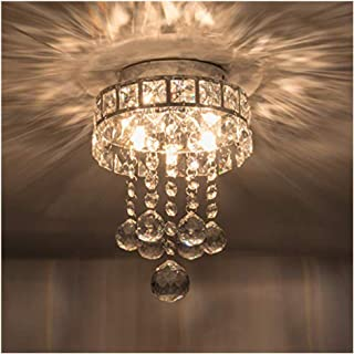 Fast Deliver Modern Crystal Led Saving Bright Ceiling Quality Glass Flower Light Superior Lamp Fixture Fashion Chandelier Indoor Outdoor Deco Ceiling Lights